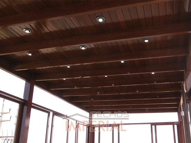 Pin techos para terrazas madera techo ajilbabcom portal for Terrazas madera